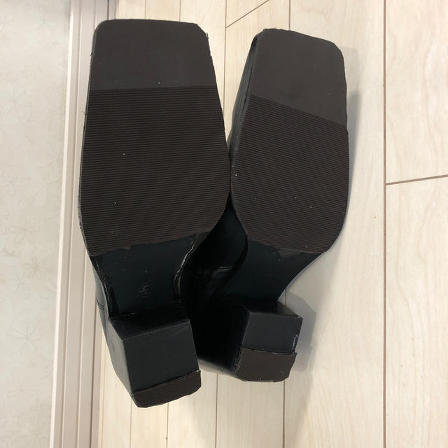JOHN LAWRENCE SULLIVAN(ジョンローレンスサリバン)のスクエアトゥブーツ メンズの靴/シューズ(ブーツ)の商品写真