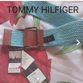 トミーヒルフィガー(TOMMY HILFIGER)のTOMMY HILFIGER新品ベルト(ベルト)