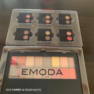 エモダ(EMODA)のEMODA メイクパレット AsKnowAs 2色パレット (コフレ/メイクアップセット)
