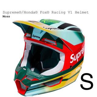 シュプリーム(Supreme)のSupreme®/Honda® Fox® Racing V1 Helmet (ヘルメット/シールド)