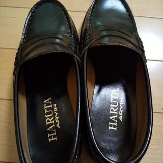 ハルタ(HARUTA)のハルタ 革靴 22cm(ローファー/革靴)