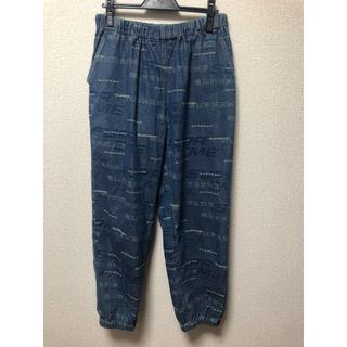 Supreme - 2/27値下げ supreme skate pants デニム インディゴ S