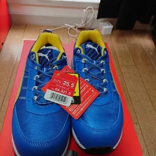 プーマ(PUMA)の値下げします。プーマ安全靴 新品未使用 25,5cm(その他)