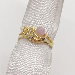 フリーサイズ リング1[ピンク系](リング(指輪))