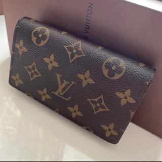 LOUIS VUITTON - 正規品ルイヴィトン新型L字ファスナーモノグラム折財布