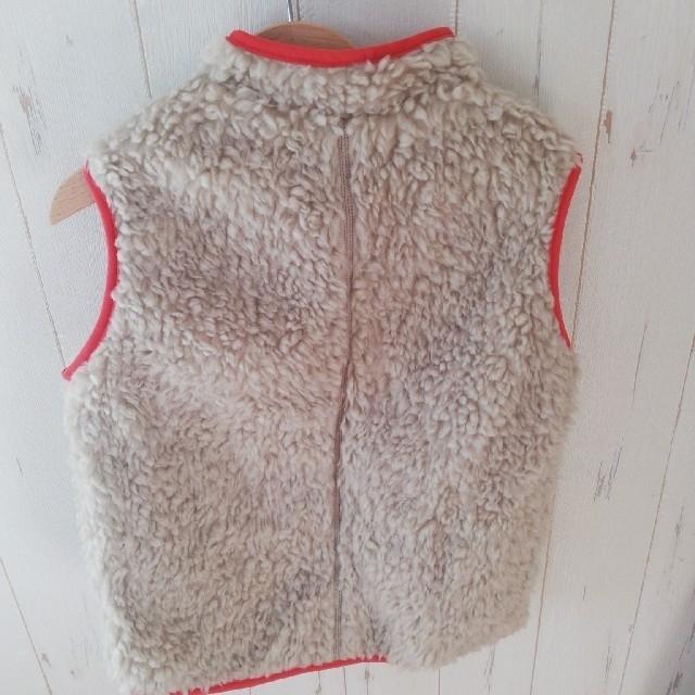 patagonia(パタゴニア)のppp様専用!パタゴニア ベスト 5T  新品 3T、6〜12Mもあり  キッズ/ベビー/マタニティのキッズ服女の子用(90cm~)(ジャケット/上着)の商品写真