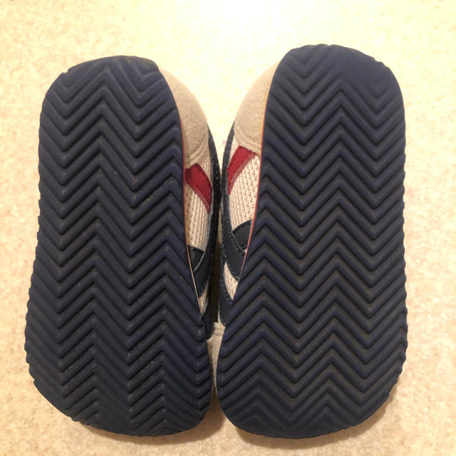 asics(アシックス)のasics ベビースニーカー キッズ/ベビー/マタニティのベビー靴/シューズ(~14cm)(スニーカー)の商品写真