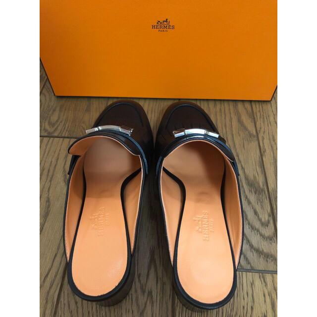 Hermes(エルメス)のHERMES チュイルリーミュール レディースの靴/シューズ(ミュール)の商品写真