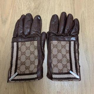 Gucci - GUCCI 手袋