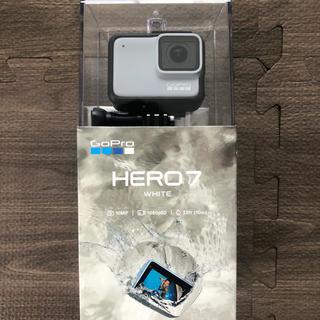 GoPro - 【新品・未開封・送料無料】GoPro HERO7 white