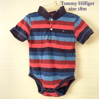トミーヒルフィガー(TOMMY HILFIGER)のTommy HILFIGER トミーヒルフィガー ロンパース(ロンパース)