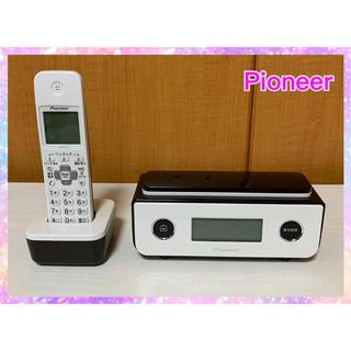 パイオニア(Pioneer)のパイオニア TF-FD35W デジタルコードレス電話機 子機1台付き(その他)