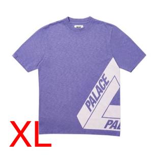 シュプリーム(Supreme)のPalace 上質コットン ビッグロゴTri-FergTシャツ 【XL】(Tシャツ(半袖/袖なし))