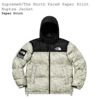 Supreme - supreme north face paper ヌプシ