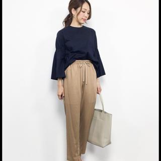 Mila Owen - 定価7990円【新品タグ付】milaowen ボリュームスリーブブラウス