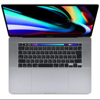 Apple - MacBook Pro 16インチ 2019 i9 MVVK2J/A 新品未開封
