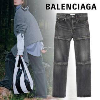 Balenciaga - BALENCIAGA デニムパンツ