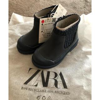 ZARA - ZARA  baby アンクルブーツ  サイズ20  12.5 新品