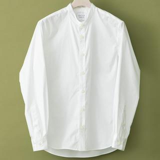 UNITED ARROWS - UNITED TOKYO バンドカラーシャツ 1