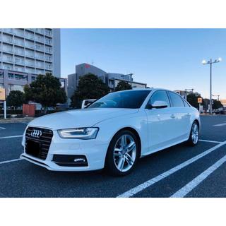 AUDI - Audi アウディ A4 Sライン 2.0TFSI クワトロ 2012 白