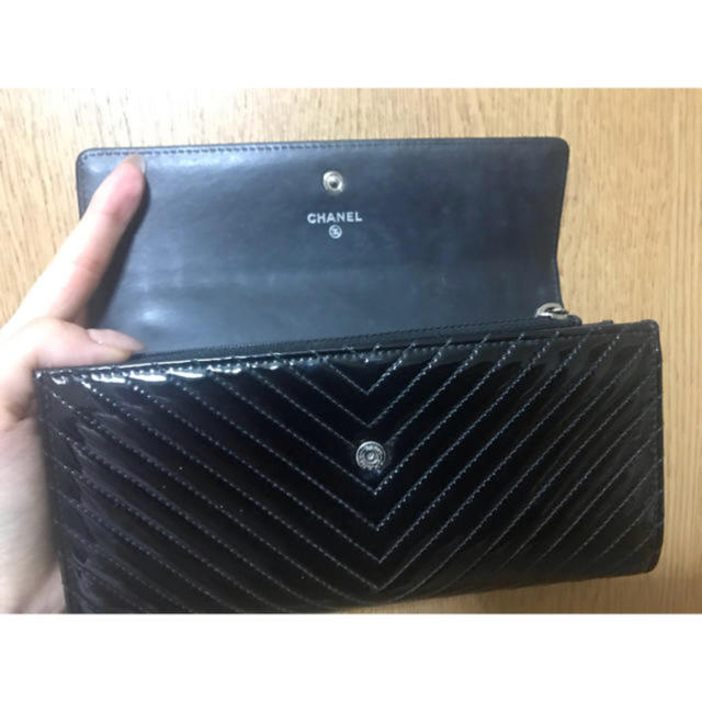 CHANEL(シャネル)の5%クーポン配布中 シャネル 財布 レディースのファッション小物(財布)の商品写真