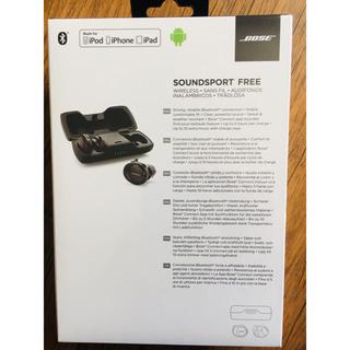 ボーズ(BOSE)の【新品】Bose(ボーズ) ワイヤレスイヤホン(ヘッドフォン/イヤフォン)