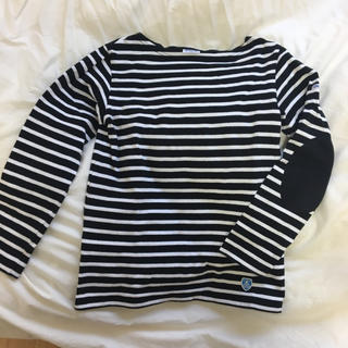 ORCIVAL - オーシバル  バスクシャツ