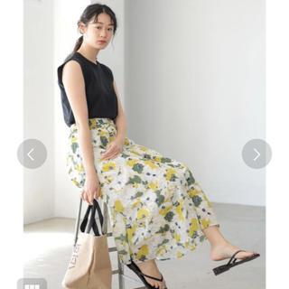 URBAN RESEARCH - 【新品】ふんわりギャザースカート フリーサイズ