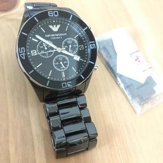 エンポリオアルマーニ(Emporio Armani)のエンポリオアルマーニ 腕時計 メンズ(腕時計(デジタル))