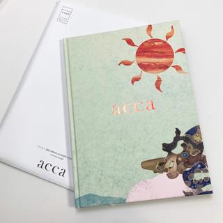 アッカ(acca)のacca 2020ss カタログ(その他)