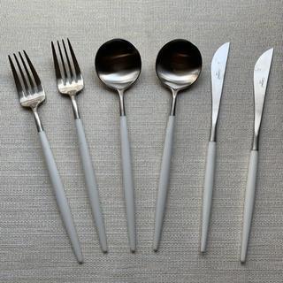 イッタラ(iittala)のクチポール・ディナースプーン、ディナーフォーク、ディナーナイフ(カトラリー/箸)