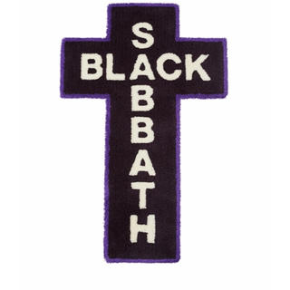 Supreme - Supreme Black Sabbath ラグマット