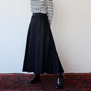 foufou  super tuck long skirt