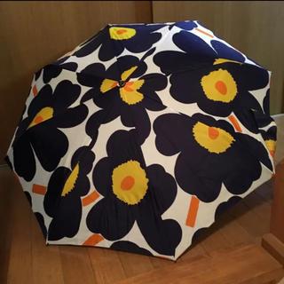 marimekko - マリメッコ ウニッコ柄 自動開 折りたたみ傘 アンブレラ 廃盤