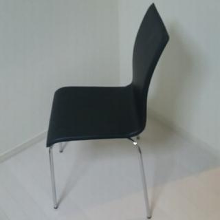 椅子 未使用 組み立て式 2脚セット(ハイバックチェア)