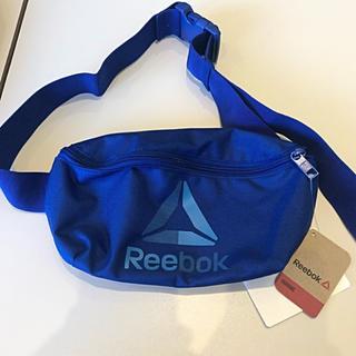 Reebok - 新品★Reebok ボディーバッグ  ブルー