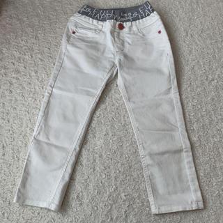 【110cm】白パンツ(パンツ/スパッツ)