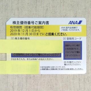 ANA(全日本空輸) - ANA 株主優待 1枚