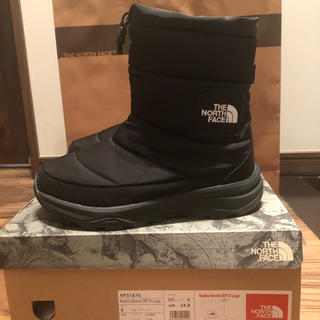 THE NORTH FACE - THE NORTH FACE ノースフェイス ヌプシブーティー NF51876