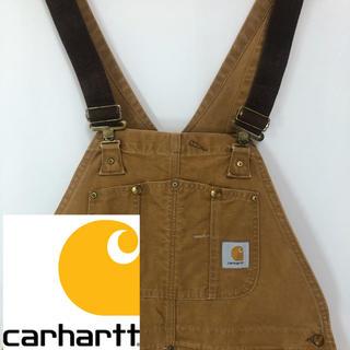 carhartt - カーハート  オーバーオール25