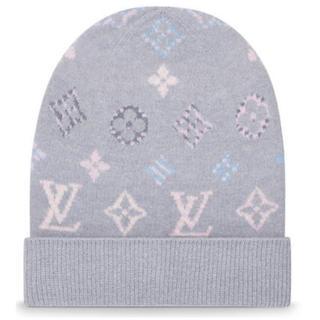 ルイヴィトン(LOUIS VUITTON)のルイヴィトン ボネ ポップ ニット帽(ニット帽/ビーニー)