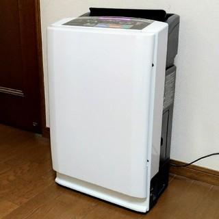ヒタチ(日立)のHITACHI 加湿・除湿空気清浄機 クリエア EP-GV1000-W(空気清浄器)