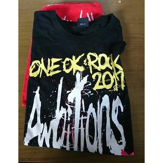 ONE OK ROCK - ONE OK ROCK、タオル、Tシャツ