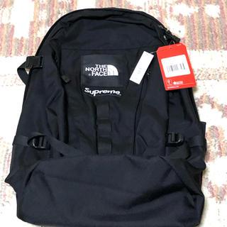 Supreme - supreme × THE NORTH FACE  backpack black