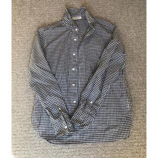 TOMORROWLAND - マカフィー 黒×白 ギンガムチェックシャツ