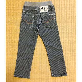MPS - MPSパンツ☆110 ヒッコリー