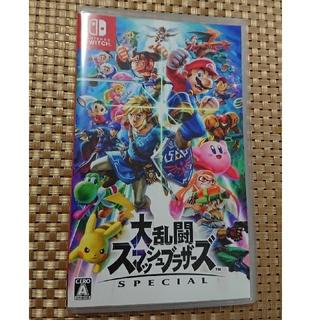 Nintendo Switch - 【中古】大乱闘スマッシュブラザーズ SPECIAL