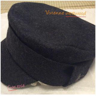 Vivienne Westwood - Vivienne westwood ★ダークグレー★帽子