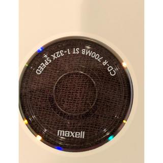 マクセル(maxell)のCD-R  maxell 14枚(PC周辺機器)