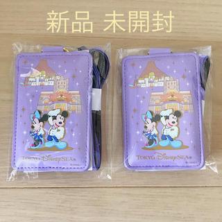 Disney - JAL ディズニーシー パスケース